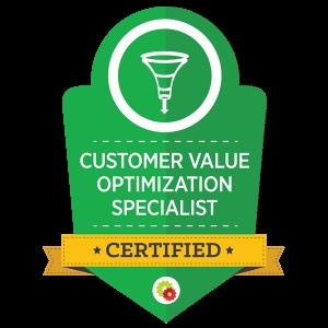 Customer-Value-Optimization-Digital-Badge-Certificaiton