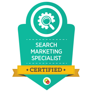 search-marketing-badge-certification